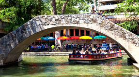 San Antonio Riverwalk bridges