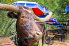 San Antonio Riverwalk Cafe Stock Photos