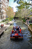 San Antonio Riverwalk Royalty Free Stock Images