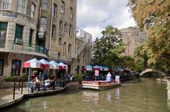 San Antonio Riverwalk Royalty Free Stock Photography