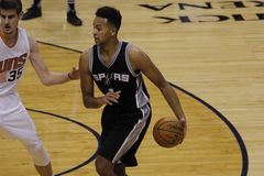 San Antonio Spurs Στοκ φωτογραφία με δικαίωμα ελεύθερης χρήσης