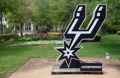 San Antonio Spurs Royalty Free Stock Photo