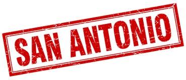 San Antonio stamp. San Antonio square grunge stamp. San Antonio sign. San Antonio vector illustration