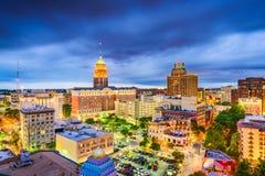 San Antonio, Tejas, los E imágenes de archivo libres de regalías