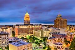 San Antonio, Teksas pejzaż miejski Zdjęcia Stock
