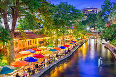 San Antonio, Teksas, usa fotografia stock