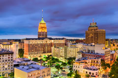 San Antonio, Texas Cityscape Stock Photos