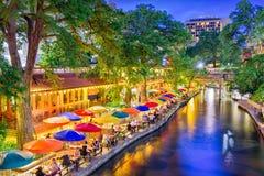 San Antonio, Texas, de V Stock Fotografie