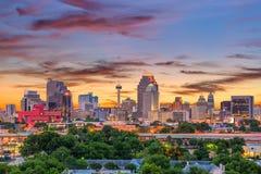 San Antonio, Texas, EUA foto de stock