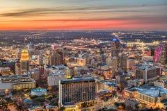 San Antonio Texas EUA foto de stock