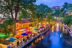 San Antonio Texas, USA arkivbild