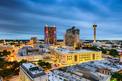 San Antonio Texas Royalty Free Stock Image