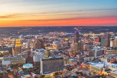 San Antonio, Texas, USA Skyline stock images