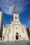 San Antonio, TX/USA - το Φεβρουάριο του 2016 circa: Καθολική εκκλησία Αγίου Joseph στο San Antonio, Τέξας στοκ φωτογραφία με δικαίωμα ελεύθερης χρήσης
