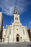 San Antonio, TX/USA - circa February 2016: Saint Joseph Catholic Church in San Antonio, Texas royalty free stock photography