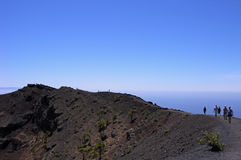 San antonio vulcano Stock Photography