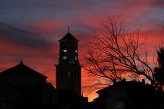 San Augustin Church Royalty Free Stock Photo