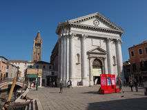 San Barnaba church in Venice Royalty Free Stock Image