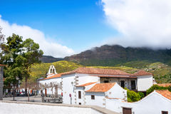 San Bartolome de Tirajana.  Gran Canaria. Spain Royalty Free Stock Photos