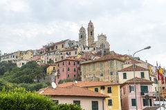 San Bartolomeo al Mare (Liguria) Royalty Free Stock Photography