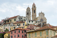 San Bartolomeo al Mare (Liguria) Royalty Free Stock Images