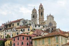 San Bartolomeo al Mare (Liguria) Royalty Free Stock Images
