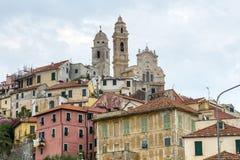 San Bartolomeo al Mare (Liguria) Stock Photo