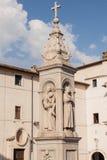 San Bartolomeo all'Isola Stock Photo