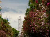 San Benedetto del Tronto Royalty Free Stock Images