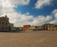 San Benedetto Po, Mantua, Italië Stock Foto