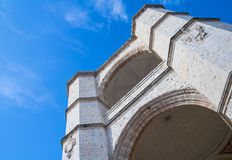 San Benito Low Angle Royalty Free Stock Photos