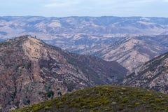 San Benito Wilderness, Centraal Californië, de V.S. Stock Afbeelding
