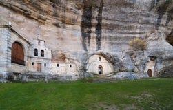 San Bernabe Cave Royalty Free Stock Image