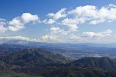 San Bernadino Landscape Stock Image