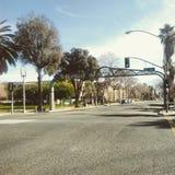 San Bernardino, indio Image libre de droits