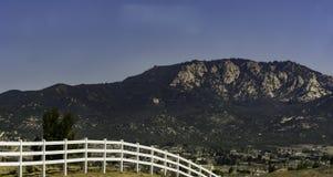 San Bernardino Mountains in Southern California stock photos