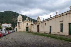 San Bernardo Monastery - Salta, la Argentina imagen de archivo libre de regalías