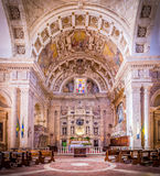 San Biagio church in Montepulciano, Italy Royalty Free Stock Image