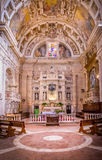 San Biagio church in Montepulciano, Italy Royalty Free Stock Photography