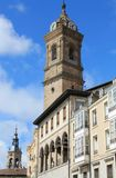 San Bizente eliza, Vitoria-Gasteiz Basque Country Stock Image