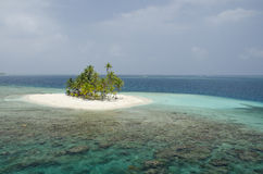 San Blas archipelag Fotografia Stock