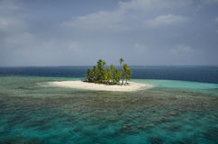 San Blas archipelago Stock Photography