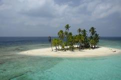 San Blas archipelago Royalty Free Stock Image
