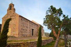 San Blas Hermitage Ermita de San Blas o ermita de San Blas imagen de archivo libre de regalías