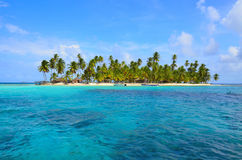 San Blas Island Imagem de Stock Royalty Free
