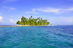 San Blas Island Royalty Free Stock Photos