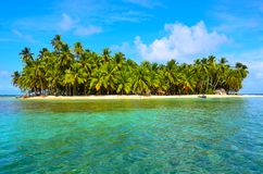 San Blas Island Royalty Free Stock Images
