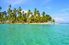 San Blas Island Royalty Free Stock Image