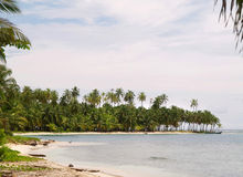 San Blas Islands. In Panama Stock Image