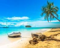 San Blas Islands stock photo